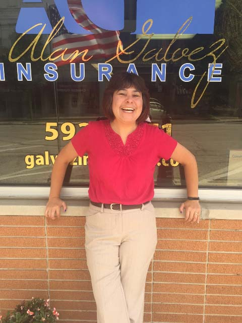 This is the Way: Carrie Reynolds from Alan Galvez Insurance